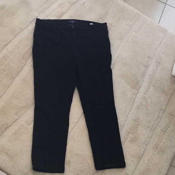 NYDJ Denim - NYDJ Black Jeans